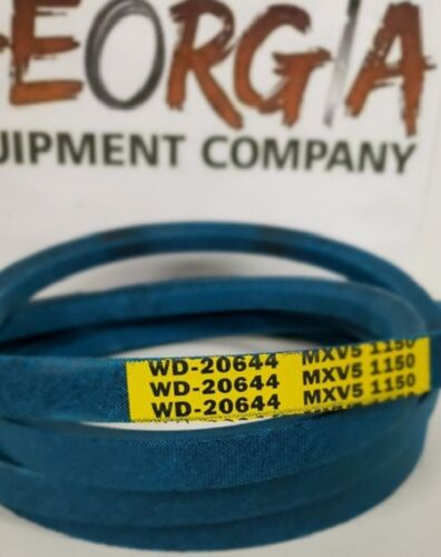 "WOODS 20644 BELT- HEAVY DUTY KEVLARR FOR WOODS RM550 RD60 (60"" DECK) RDC54 (54"")"