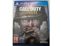 Call of Duty WW2 PS4 (EXCLUSIVE)