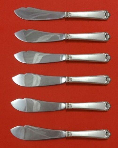 George II by Watson Sterling Silver Infant Feeding Spoon Custom Made