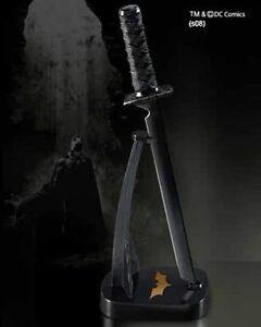 The-Dark-Knight-Rises-Batmans-Ninja-Letter-Opener-with-Display-Stand-Batman-Gift