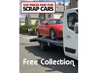 Scrap cars wanted £££