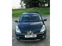 Renault clio dynamique 1.5 DCI full years m.o.t