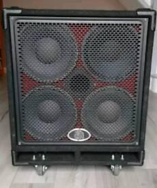 Ampeg BXT410HLF 4X10 Bass amp Cab