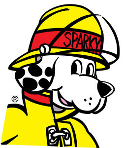 Looking For Sparky The Fire Dog Costume.