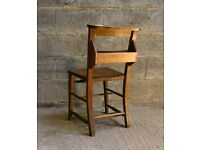 WANTED 4 church chairs simular to these