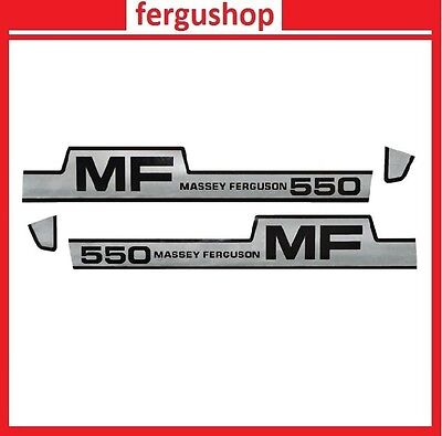 52401 Aufklebersatz Schlepper Massey Ferguson MF 65