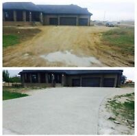 New driveway just in time for summer!!