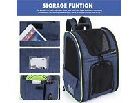 Pecute back pack carrier