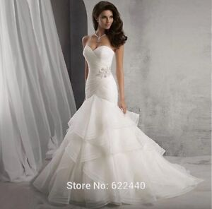 Mermaid Wedding Gown/Dress