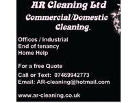 commercial/domestic cleaner