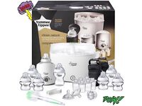 Tommee Tippee Closer to Nature Essentials Kit-some bits still new