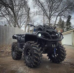 STI OutBack Max ATV Tires