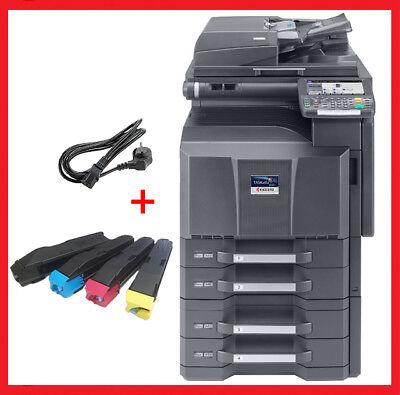Kyocera Taskalfa 3050 Ci // Farbkopierer A3 // Drucken Kopieren Scannen Faxen