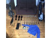 Complete set - Dunlop HPC Plus Golf Clubs