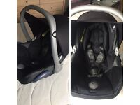 Max-Cosi baby seat. Fits Max-Cosi base which I'm also selling.