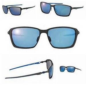 OAKLEY 601704 SUNGLASSES NEW TINCAN CARBON SIZE 58 FREE SHIPPING Adelaide CBD Adelaide City Preview