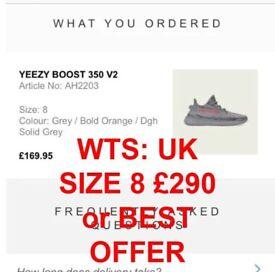 Adidas Yeezy Boost 350 V2 Beluga 2.0 UK 8