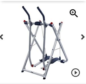 The Gazelle exercise machine