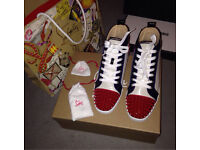 Christian Louboutin men's shoes with box