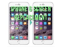 iPhone 6 screen. £35 fitted