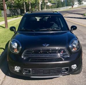 2015 Mini Countryman S All4 Low Km! Great Condition
