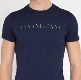 Armani Jeans AJ T Shirt NEW