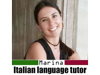 Online Italian Language lessons - First lesson FREE!