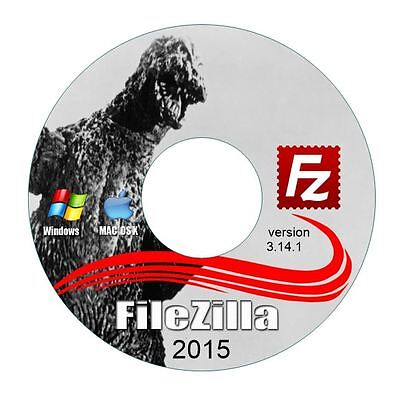 Filezilla  Ftp Software  For Windows And Mac