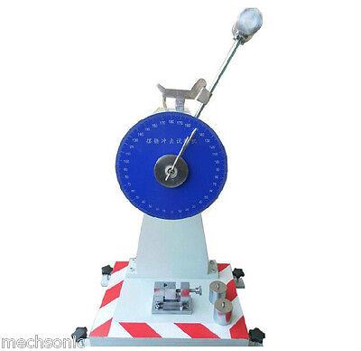 New Analog Pendulum Impact Tester Impacting Testing Machine Hotsell S