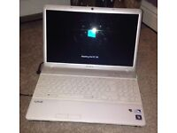 Sony laptop as new hardly used