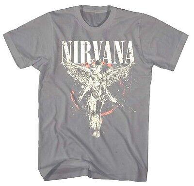 Nirvana Galaxy In Utero T Shirt New Authentic Rock Alternative S M L Xl Xxl