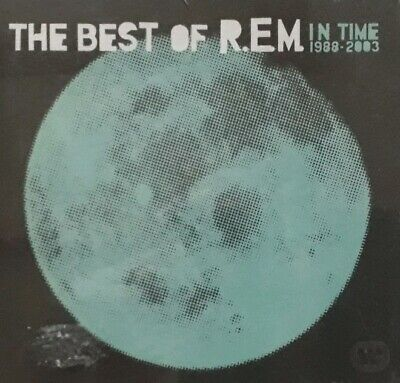 The Best Of REM In Time 1988-2003 CD.Warner Bros 483812.Bad Day/Everybody (Best In Progressive House)
