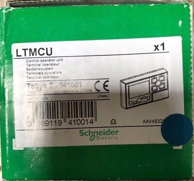 Schneider Tesys T Ltmcu Unidade De Controle Do Operador 941001 7vdc Lt-mcu Lt Mc