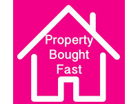 WE BUY HOUSES, ANY CONDITION *NO FEES*