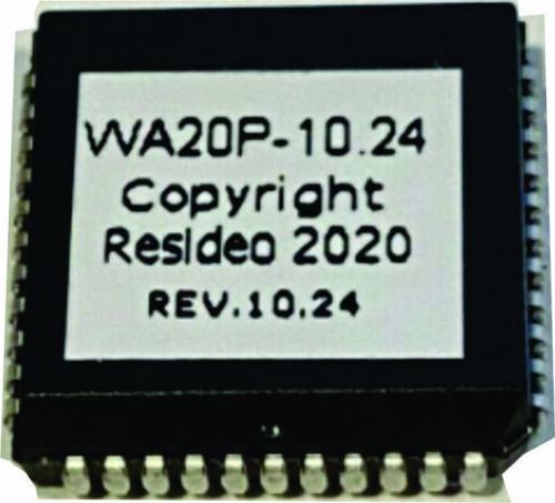 Honeywell Vista 20p chip ver 10.24.