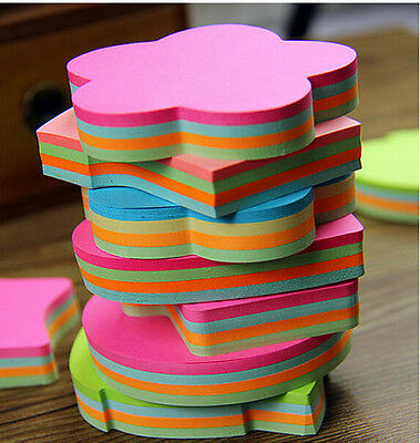 Multicolor Lovely Sticker Bookmark Sticky Notes Point Marker Memo Post Tab Flag