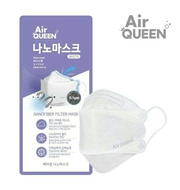 Air Queen Nano Mask Sealed 20 pcs * FREE shipping