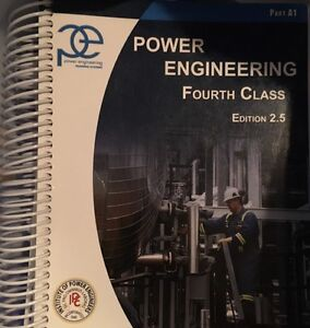 Power engineering books fourth class