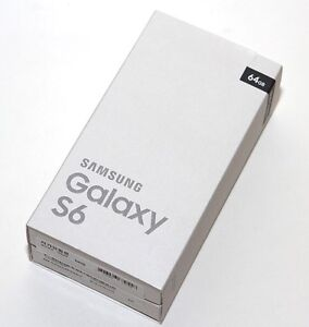 SAMSUNG GALAXY S6 ,S5 ,S4 ORIGINAL NEW, UNLOCKED, SEALED BOX
