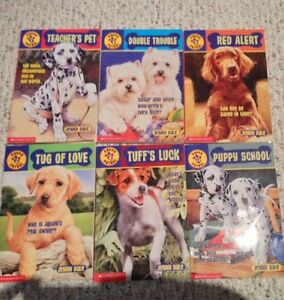 6 Puppy Patrol books by Jenny Dale Peterborough Peterborough Area image 1