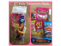 Sweets and treat for kids