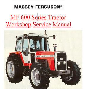 Mf 675 tractor data