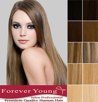 Clip In Remy Human Hair Extensions Real Human Hair Extension from Forever Young