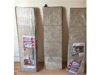 Tile effect Egger laminate flooring 3 Packs for £35