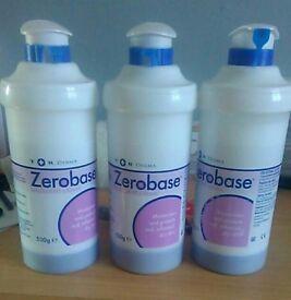 Zerobase cream