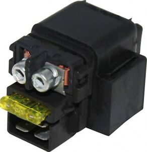 Starter Relay - Starter Solenoid, Fuse Based with 2 Fuses, 500cc