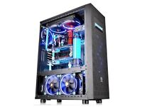 Fast Gaming PC - Intel i5 8600K 4.3GHz OC - GTX 1060 6GB - M.2 NVMe SSD 16GB DDR4 - VR READY Desktop