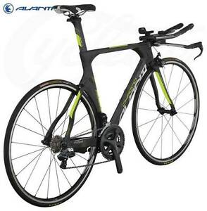 2015 Avanti Chrono Evo 2 Di2 Triathlon/Time Trial Bike Concord West Canada Bay Area Preview