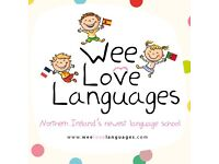 Wee Love Languages - Spanish for Kids in Belfast