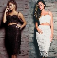 Marciano lace two piece